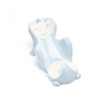 ΒΑΣΗ ΣΤΗΡΙΞΗΣ ΜΠΑΝΙΟΥ BABYCOON BATH SEAT LIGHT BLUE