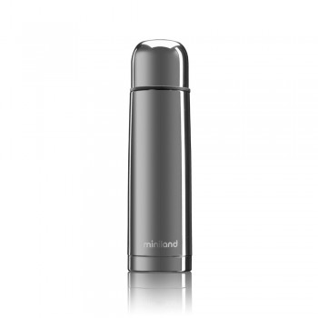 DELUXE THERMOS SILVER 500ml